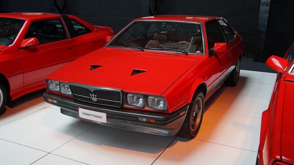 Maserati Biturbo S