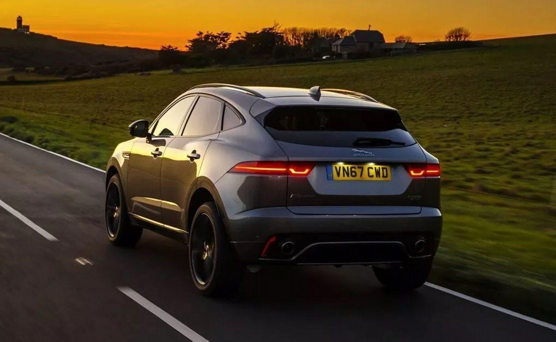 Jaguar e pace 300cv SUV crossover compatto auto