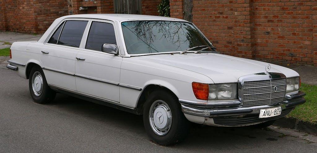 Mercedes-Benz W116 1979