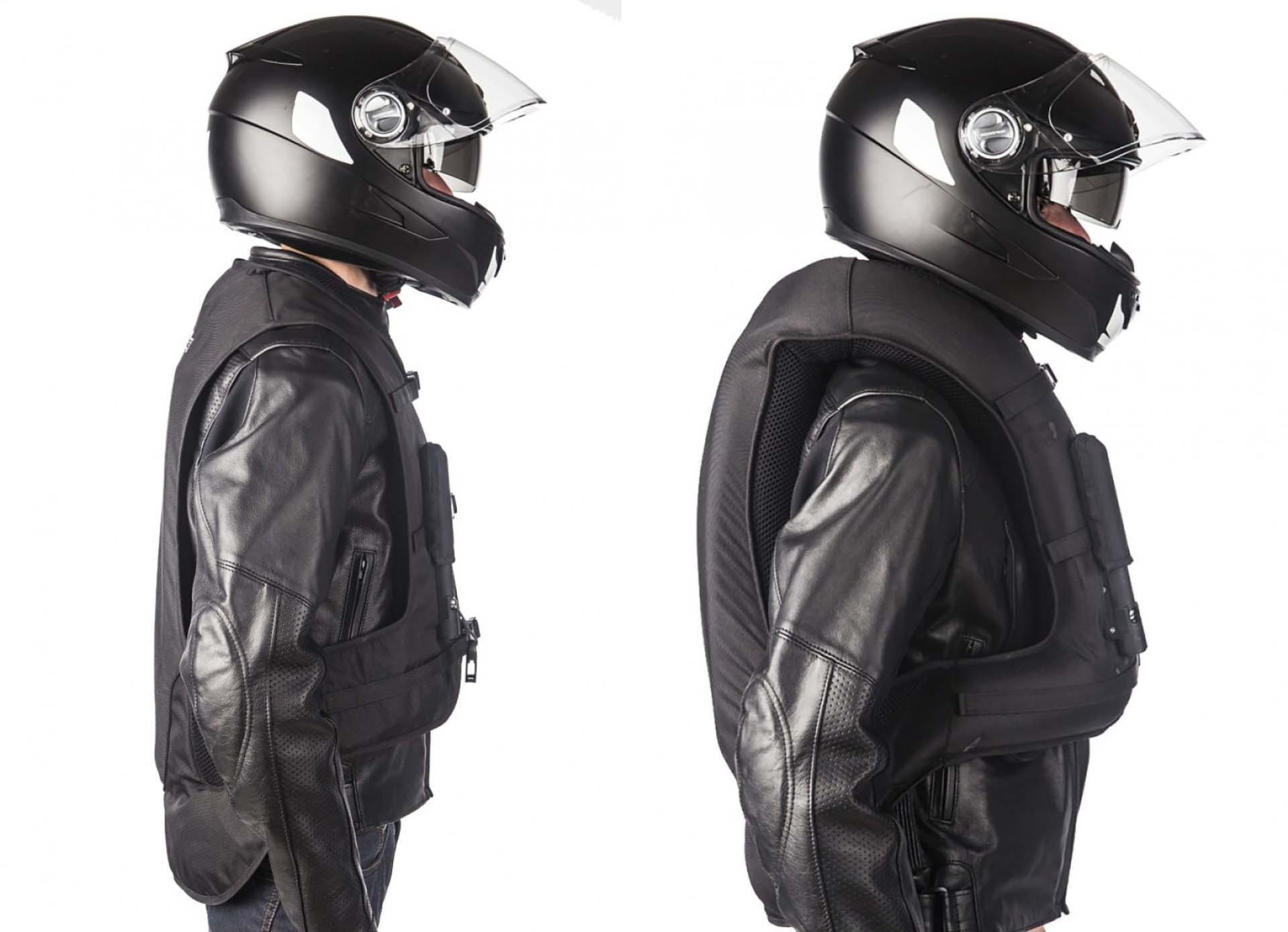 airbag da moto