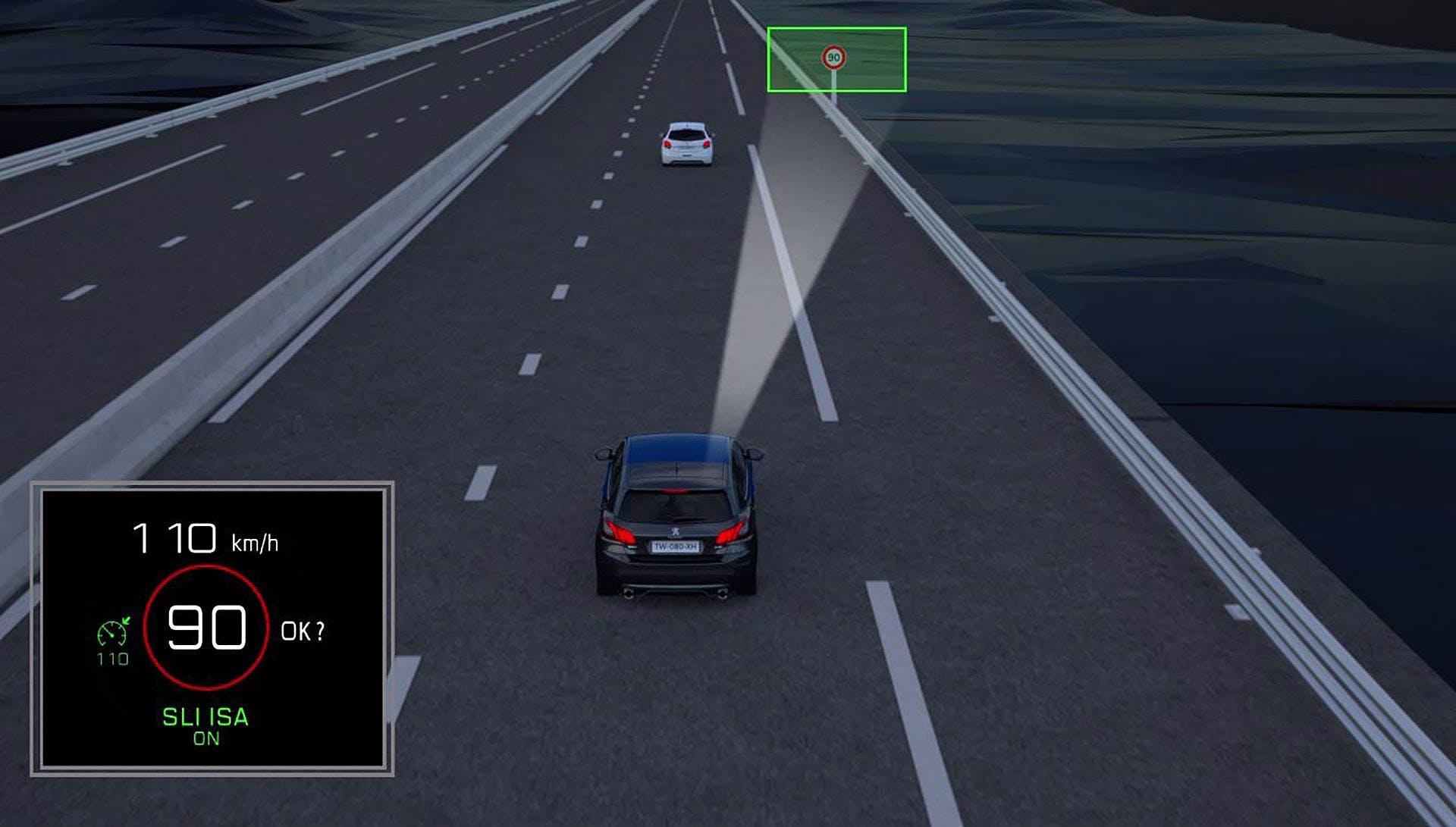 Segnale che indica il limite di velocità