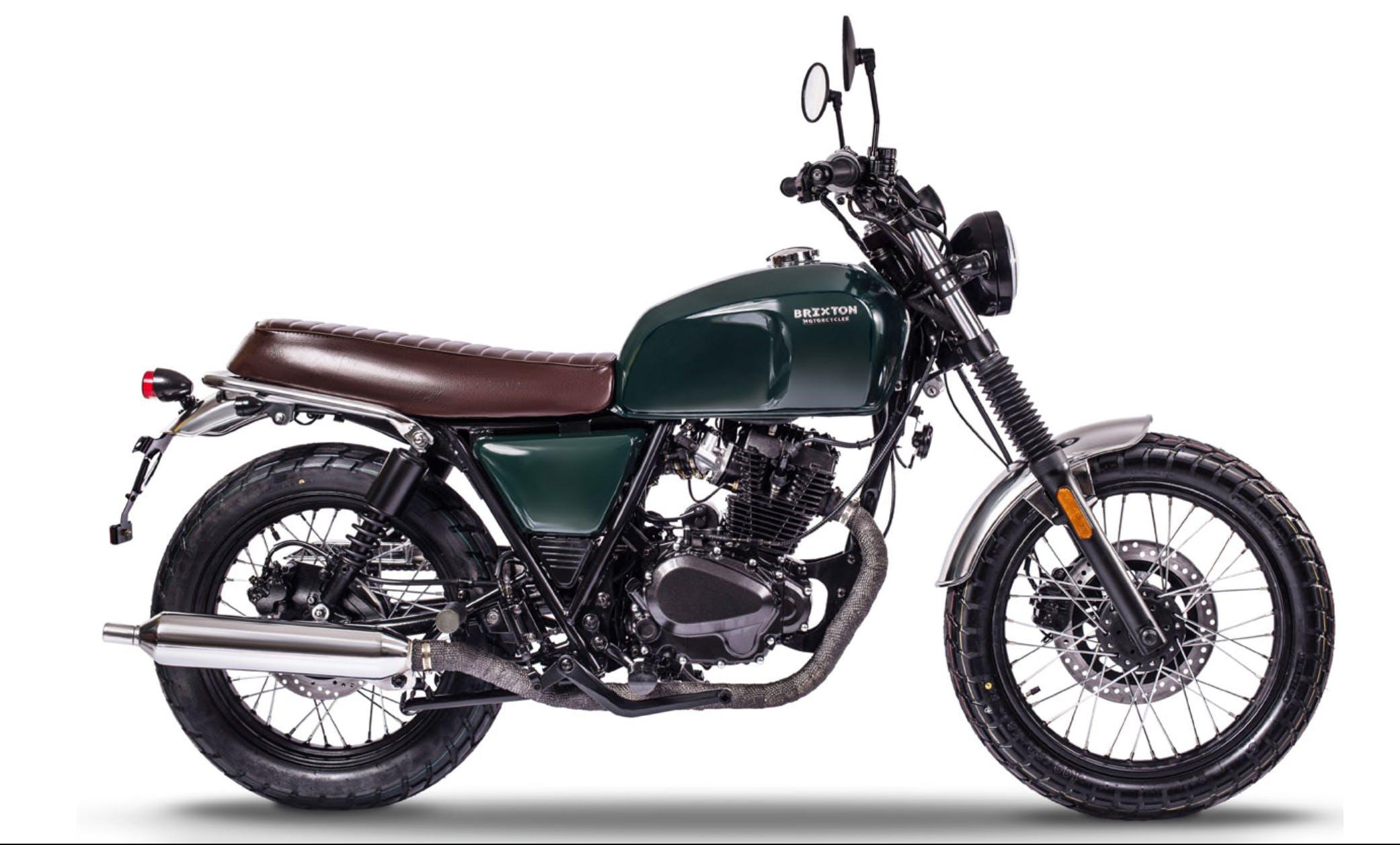 Brixton Cromwell 125 Migliori moto 125