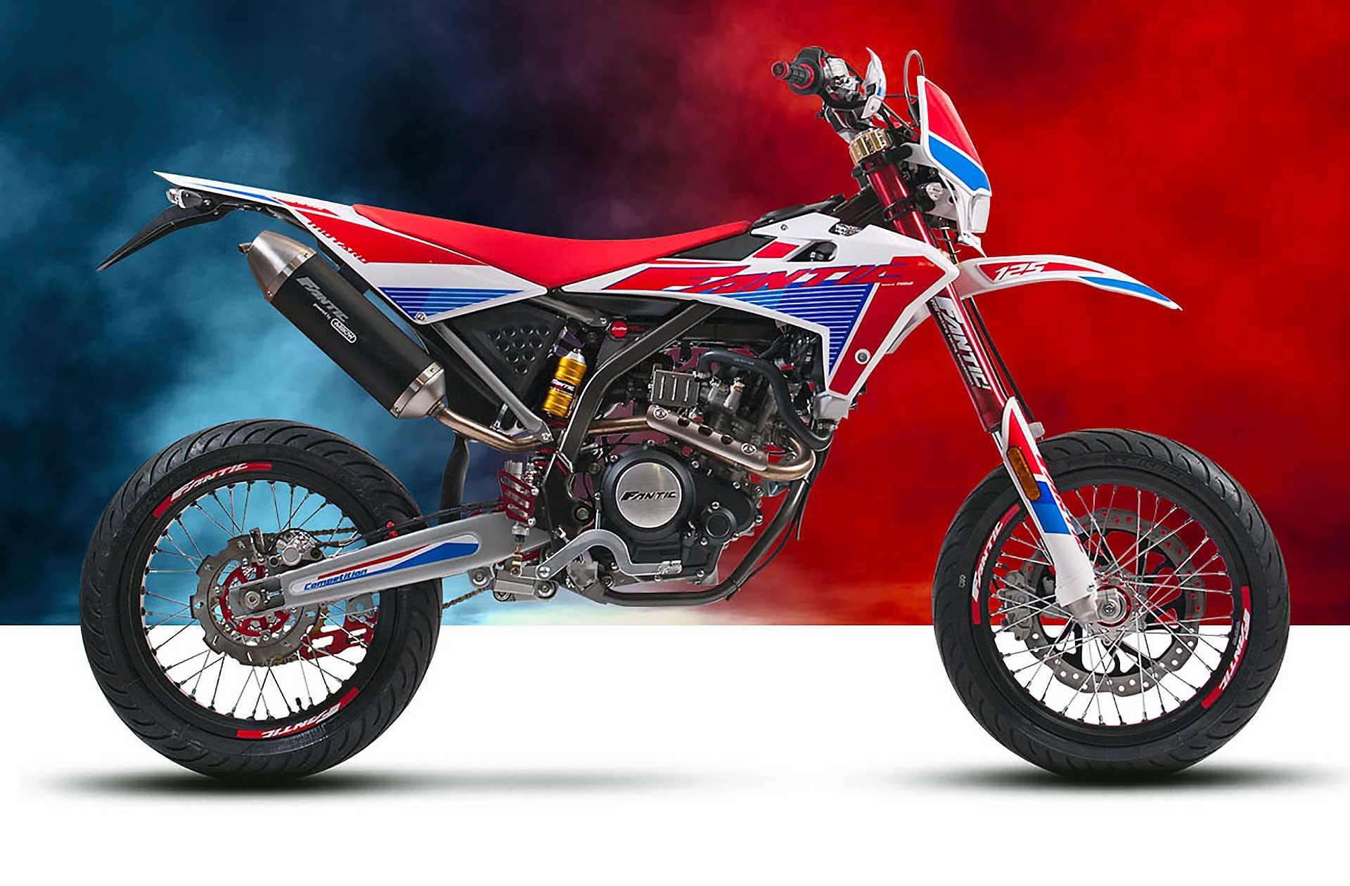 Fantic 125 Motard 2021 - migliori moto 125