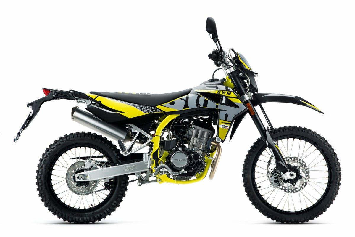 SWM RS 125 migliori moto 125