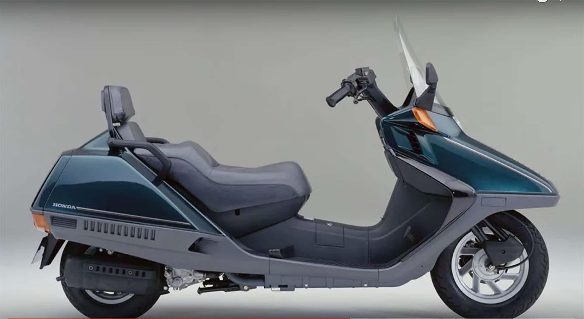 Honda CN 250 Spazio migliore maxi scooter