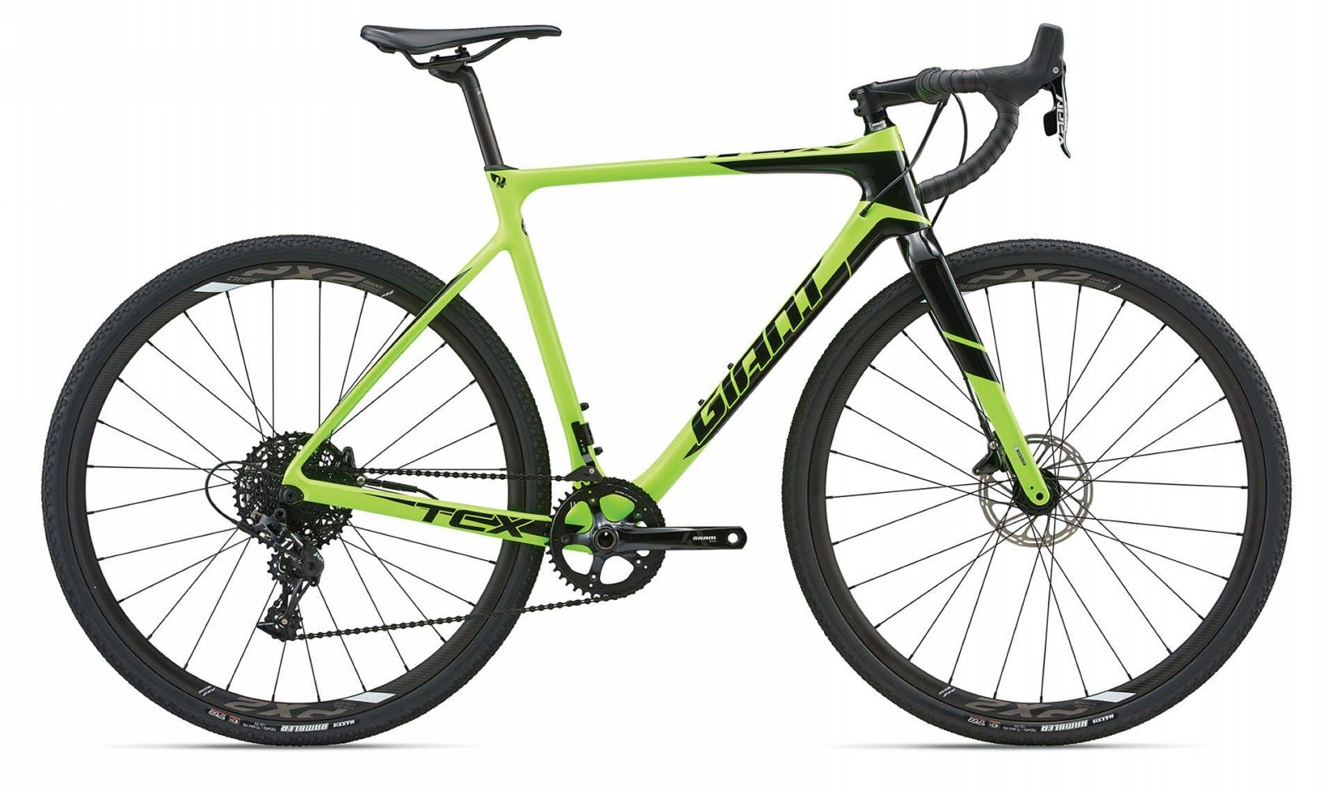 Giant TCX Advanced SX bici gravel