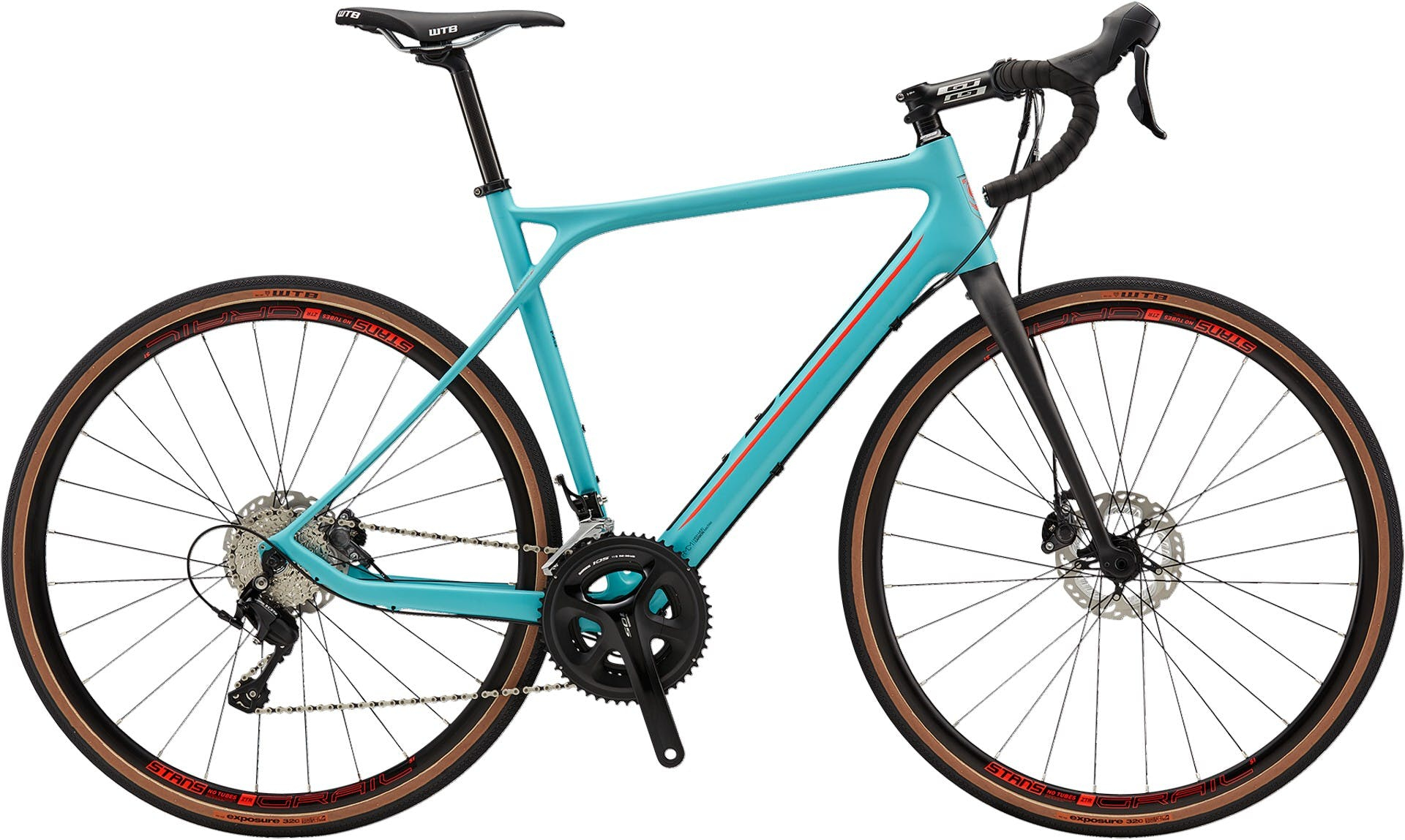 GT Grade X bici gravel