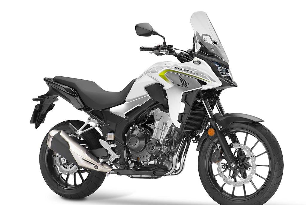 Prova Honda CB500X 2019, avventura a basso costo