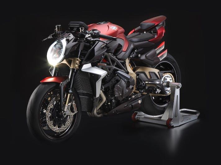 MV AGUSTA BRUTALE 1000 RR 2020 - Moto Magazine CR