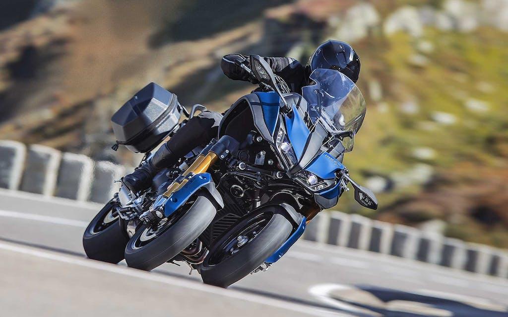Yamaha Niken GT, 3 ruote da viaggio