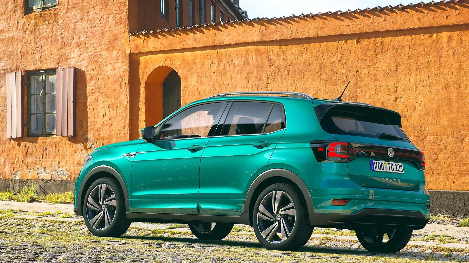 migliori auto per neopatentati Volkswagen-t-cross