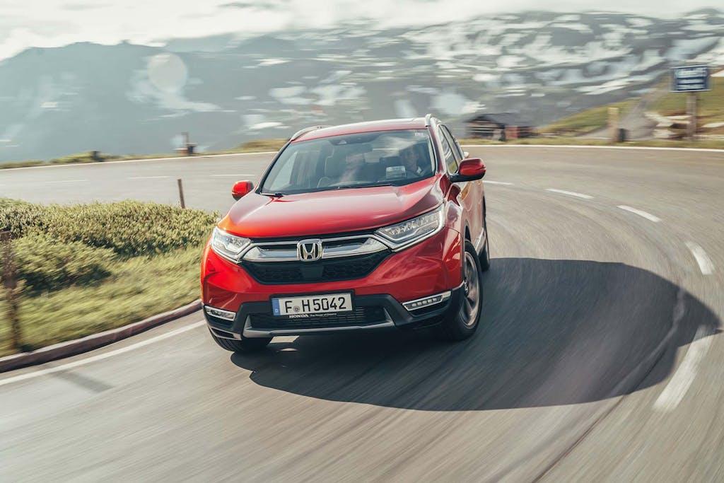 Nuovo Honda CR-V, da oggi solo a benzina