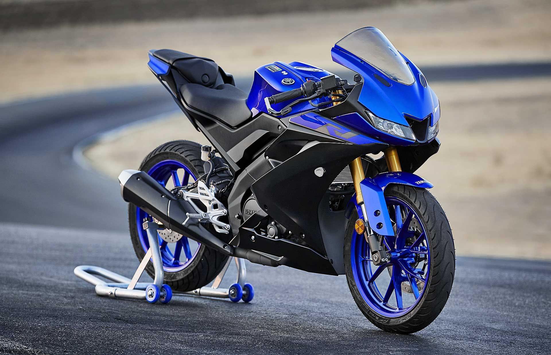 Yamaha YZF-R125 Migliori moto 125