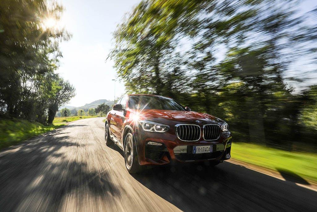 Prova BMW X4  quando la sportività si veste da Sport Activity Coupé