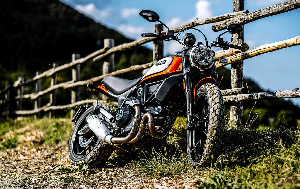 Ducati Scrambler 800 Icon 2019  arriva la Joyvolution