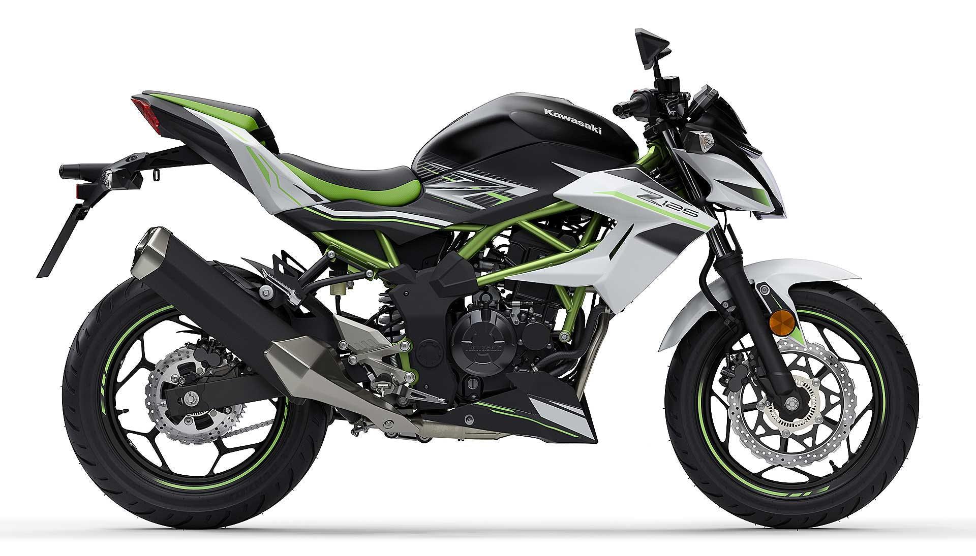 Kawasaki Z 125 Migliori moto 125