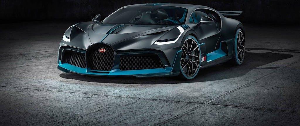 Bugatti Divo, se 1.500 cv possono bastare