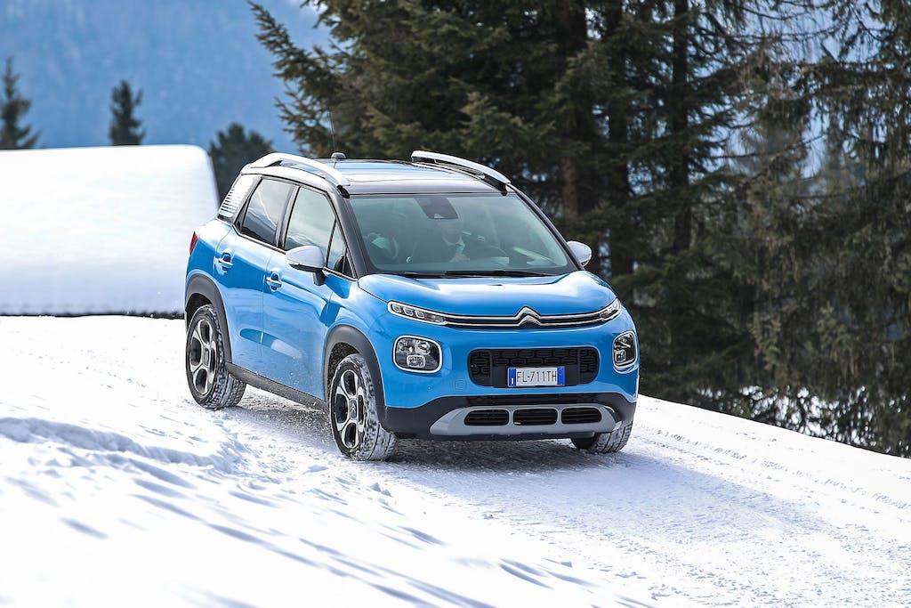 Citroën C3 Aircross, il cambio automatico arriva anche sulla Diesel