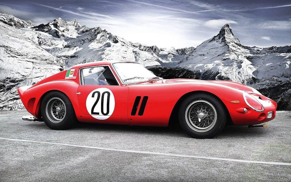 Ferrari 250 GTO: stile a peso d'oro