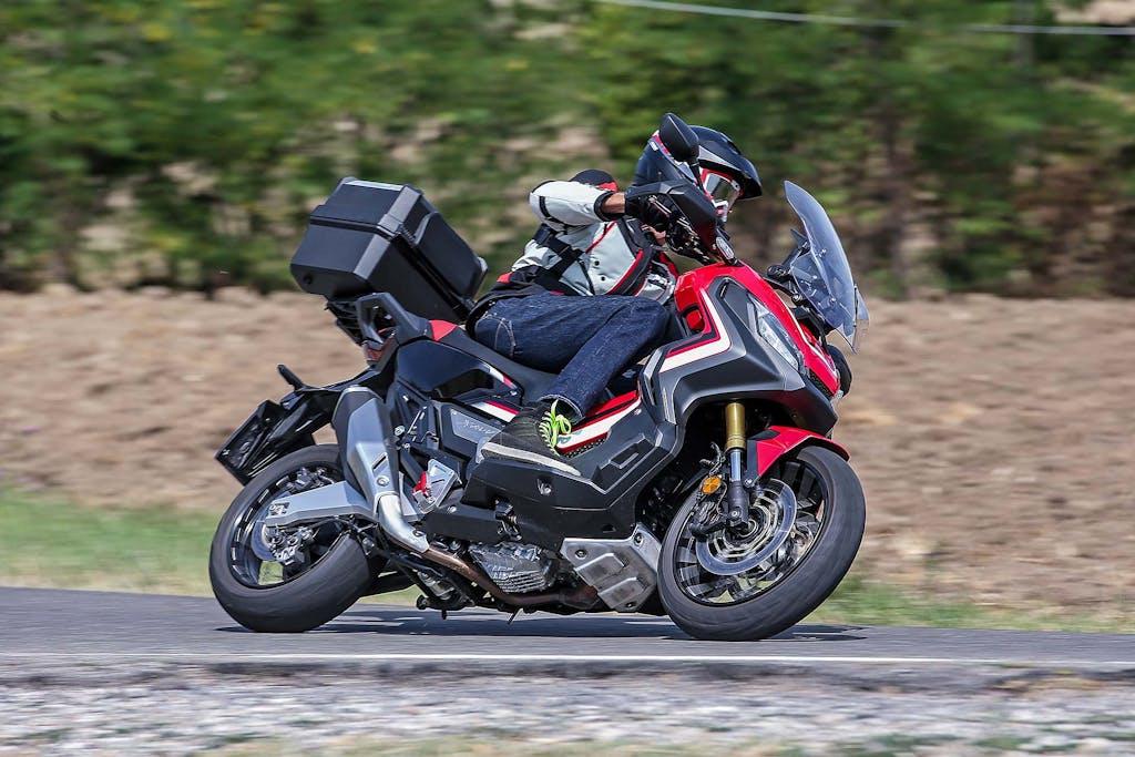 1000 km con Honda X-ADV