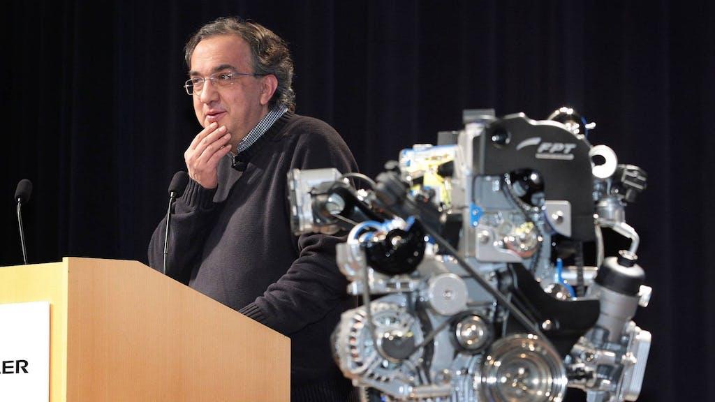 Sergio Marchionne, l'uomo che ha cambiato faccia alla Fiat