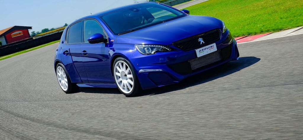 Peugeot 308 by Arduini Corse, one off su base GTi