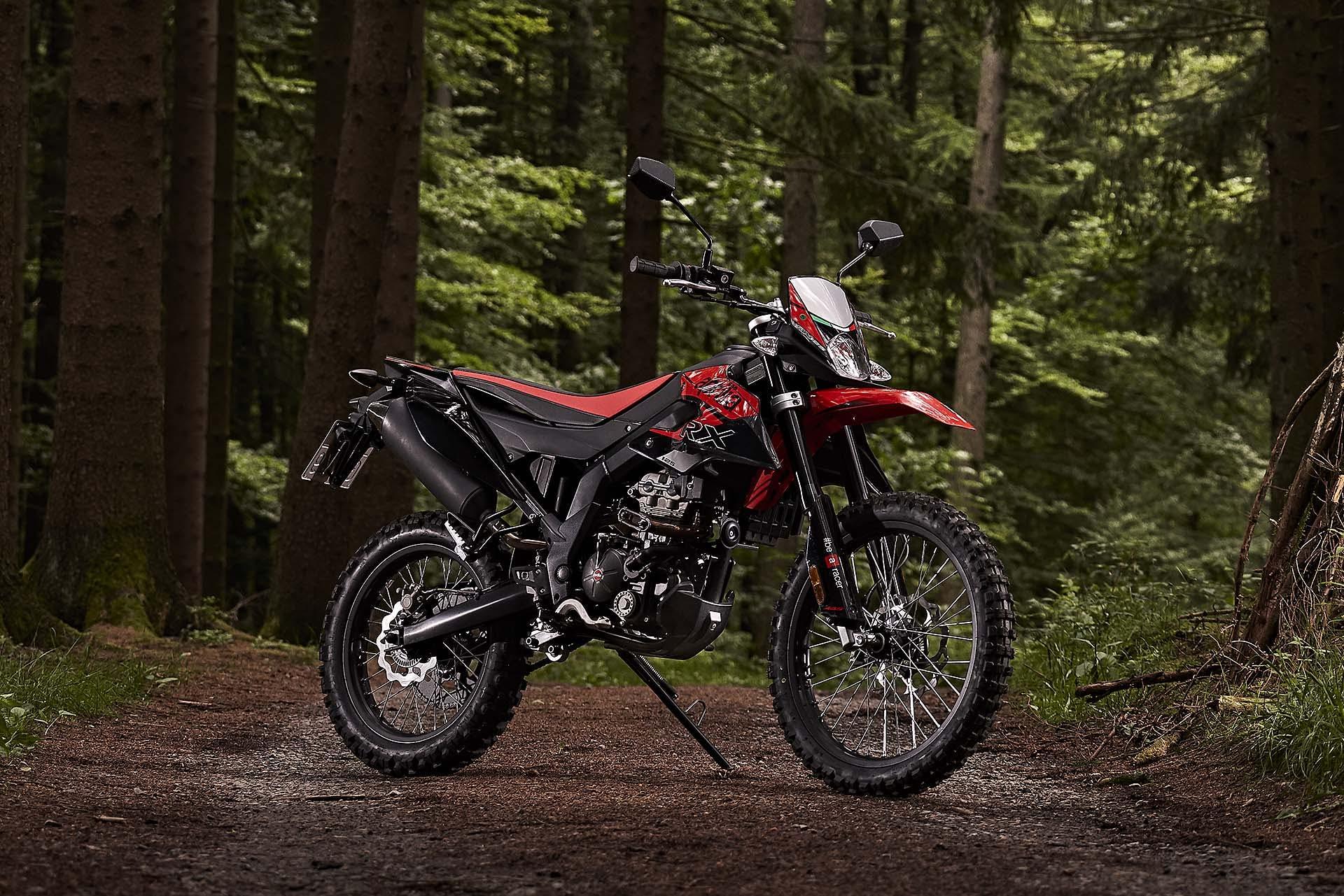 Aprilia RX 125 migliori moto 125