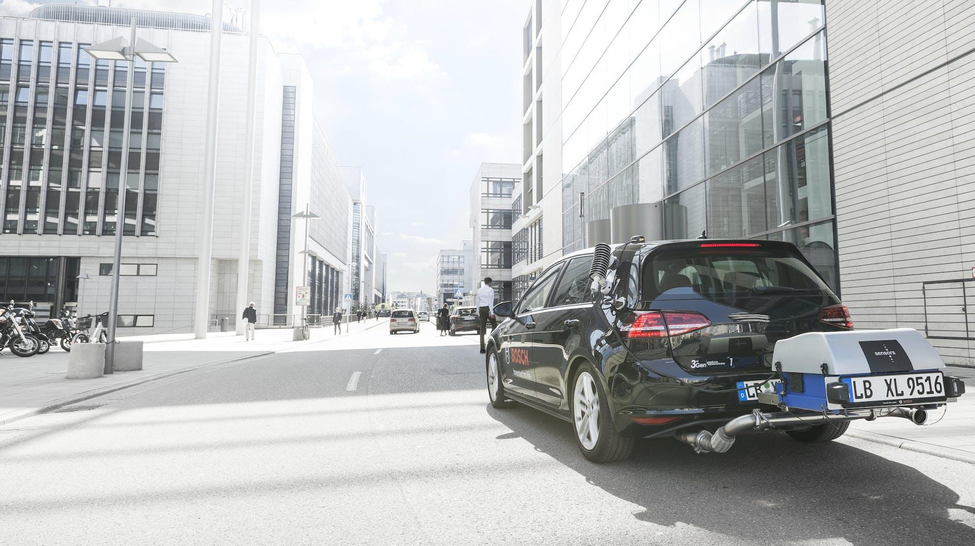Come inquinare meno con il diesel grazie a Bosch