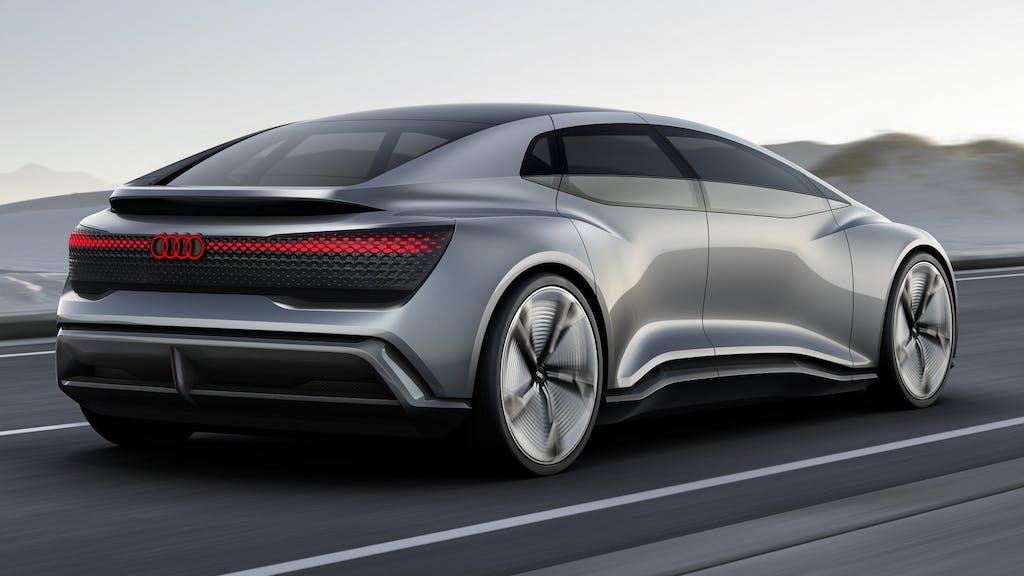 Audi Aicon: basta uno sguardo