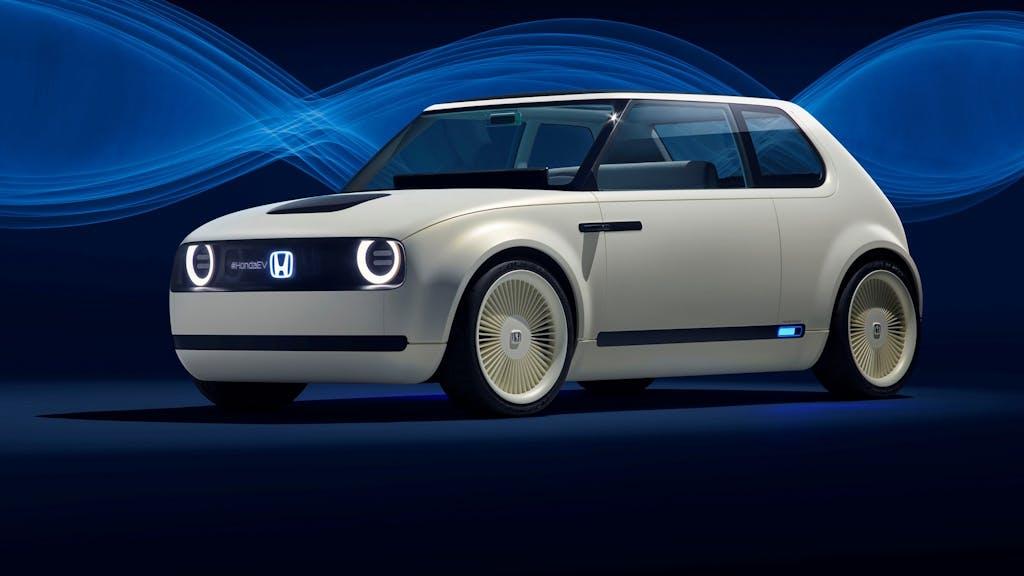 Honda EV Concept: la prima di una nuova era