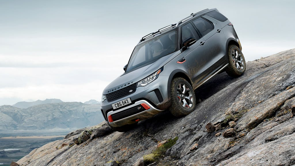 Land Rover Discovery SVX: non teme nulla