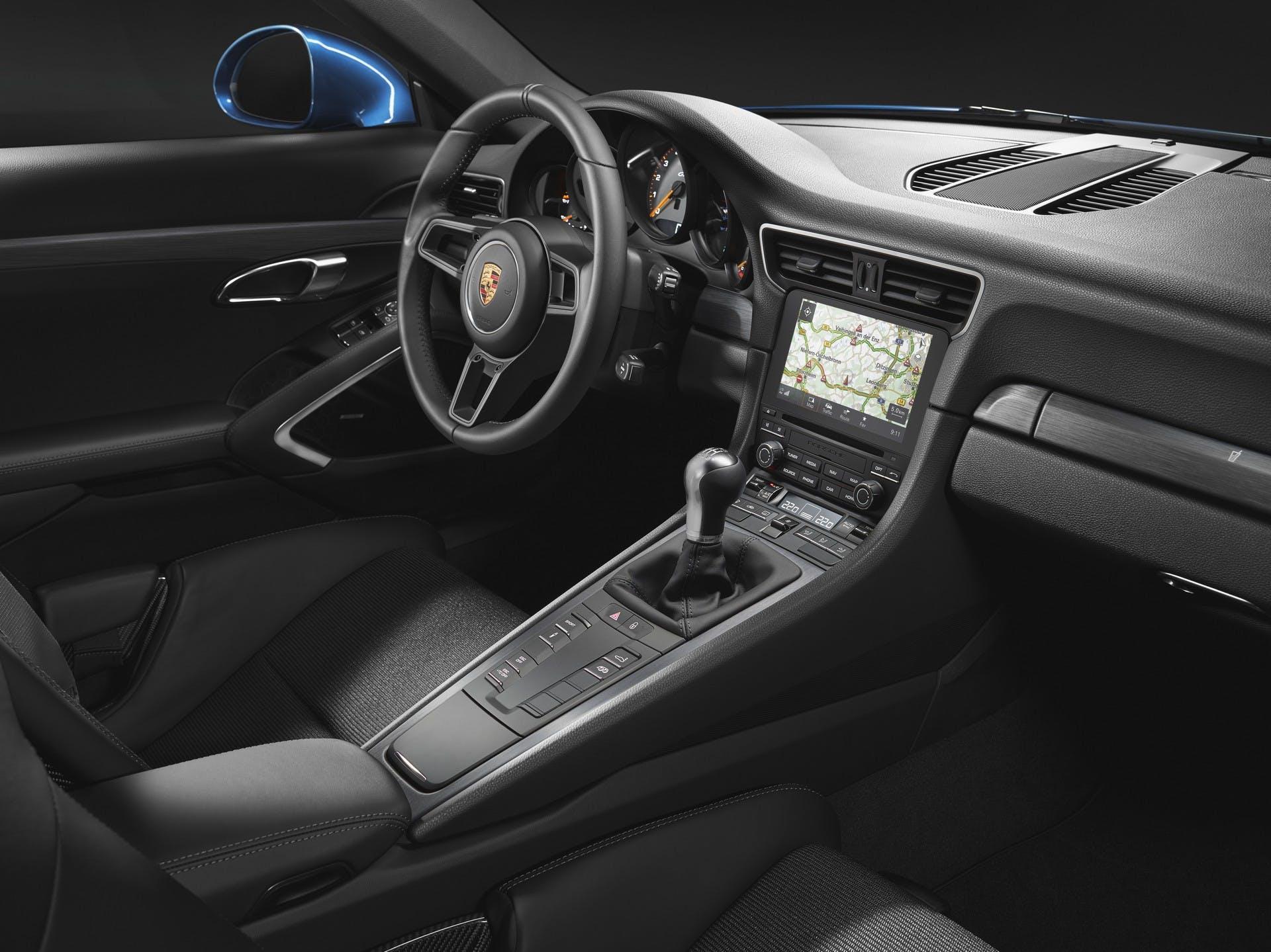 Porsche 911 GT3 Touring Package interni