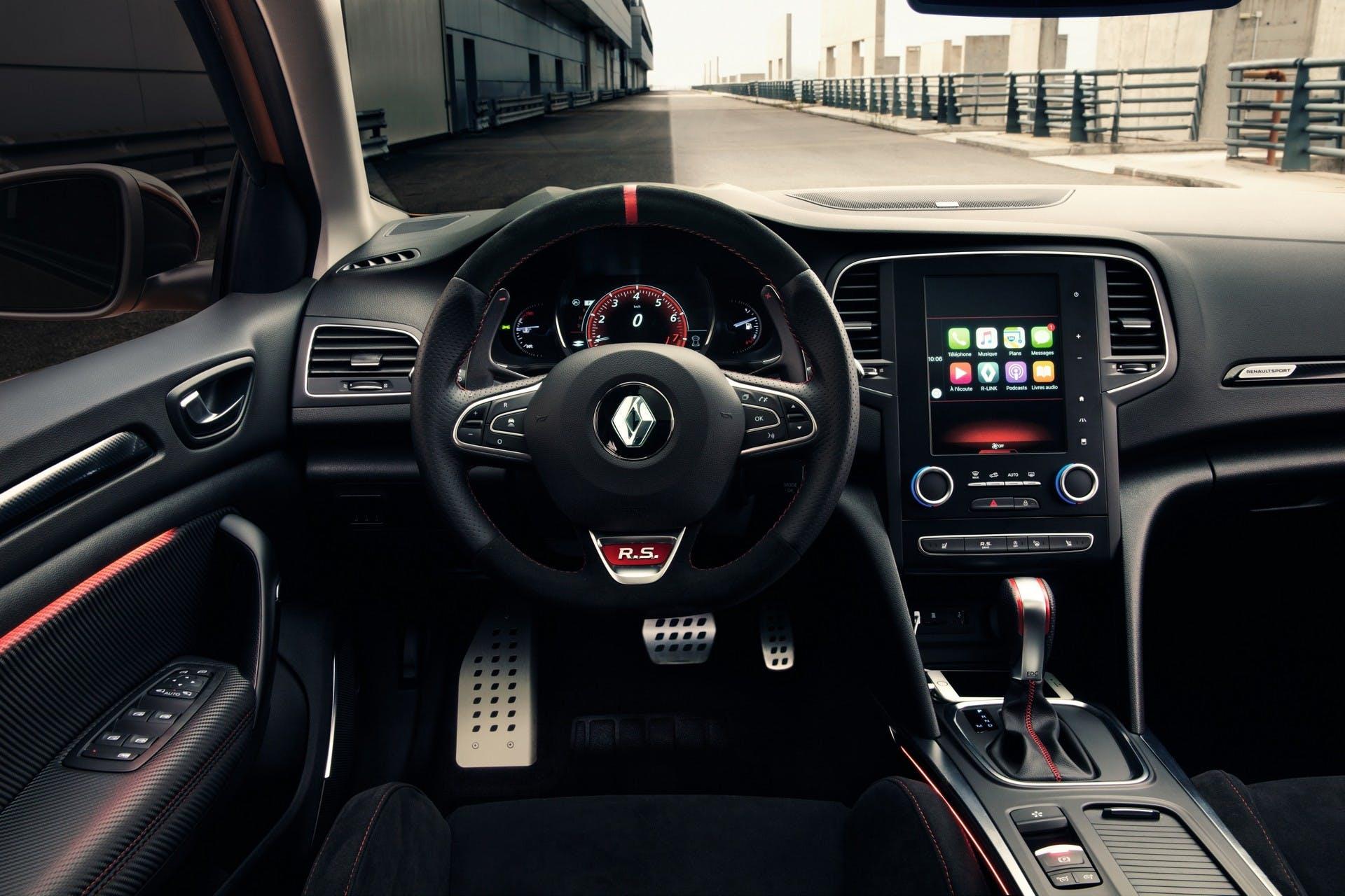 Renault Mégane RS 2018 interni