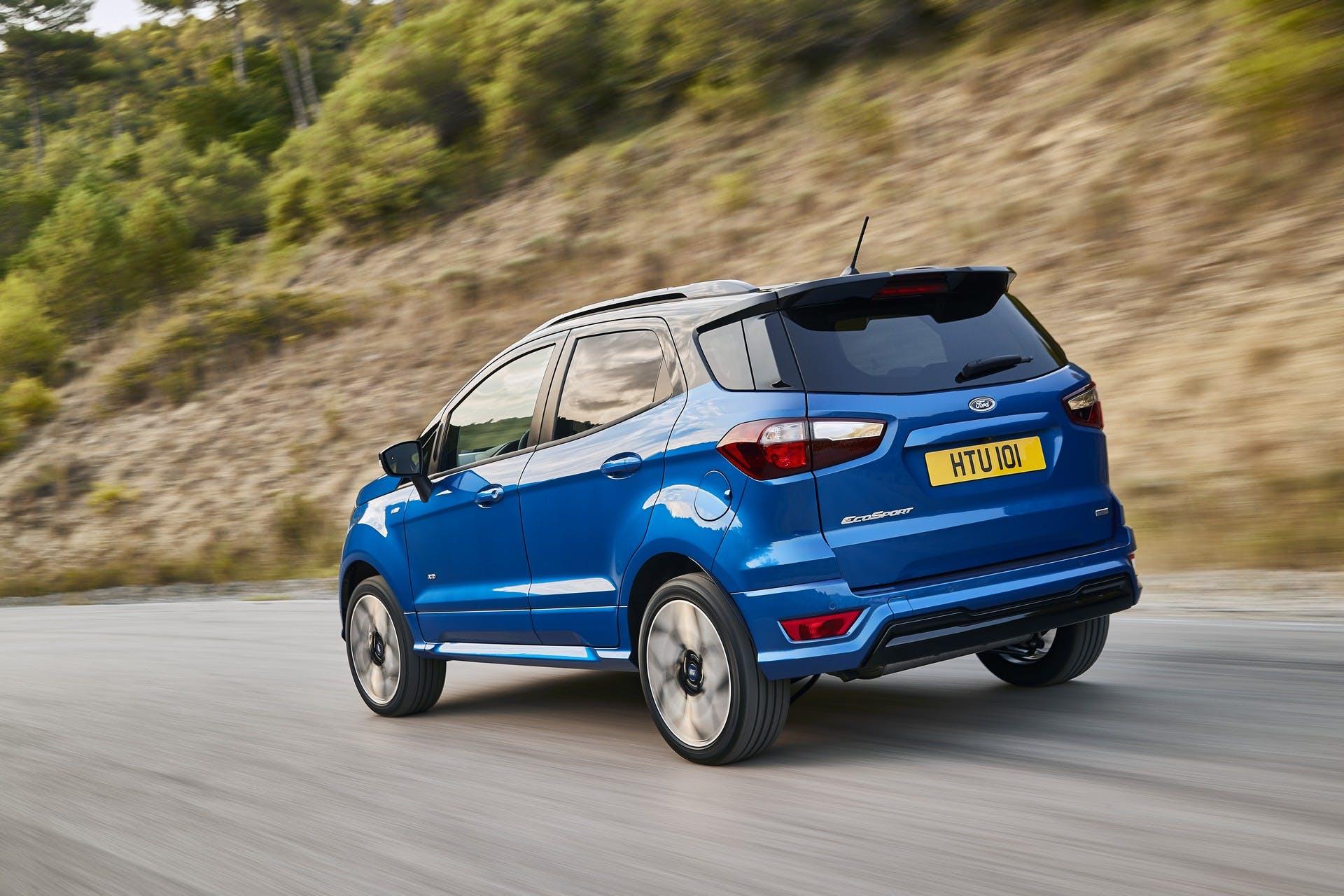 Ford Ecosport 2018 dinamica