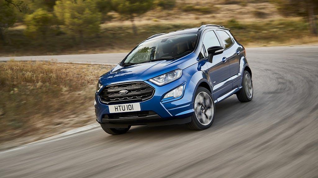 Ford Ecosport: balzo generazionale