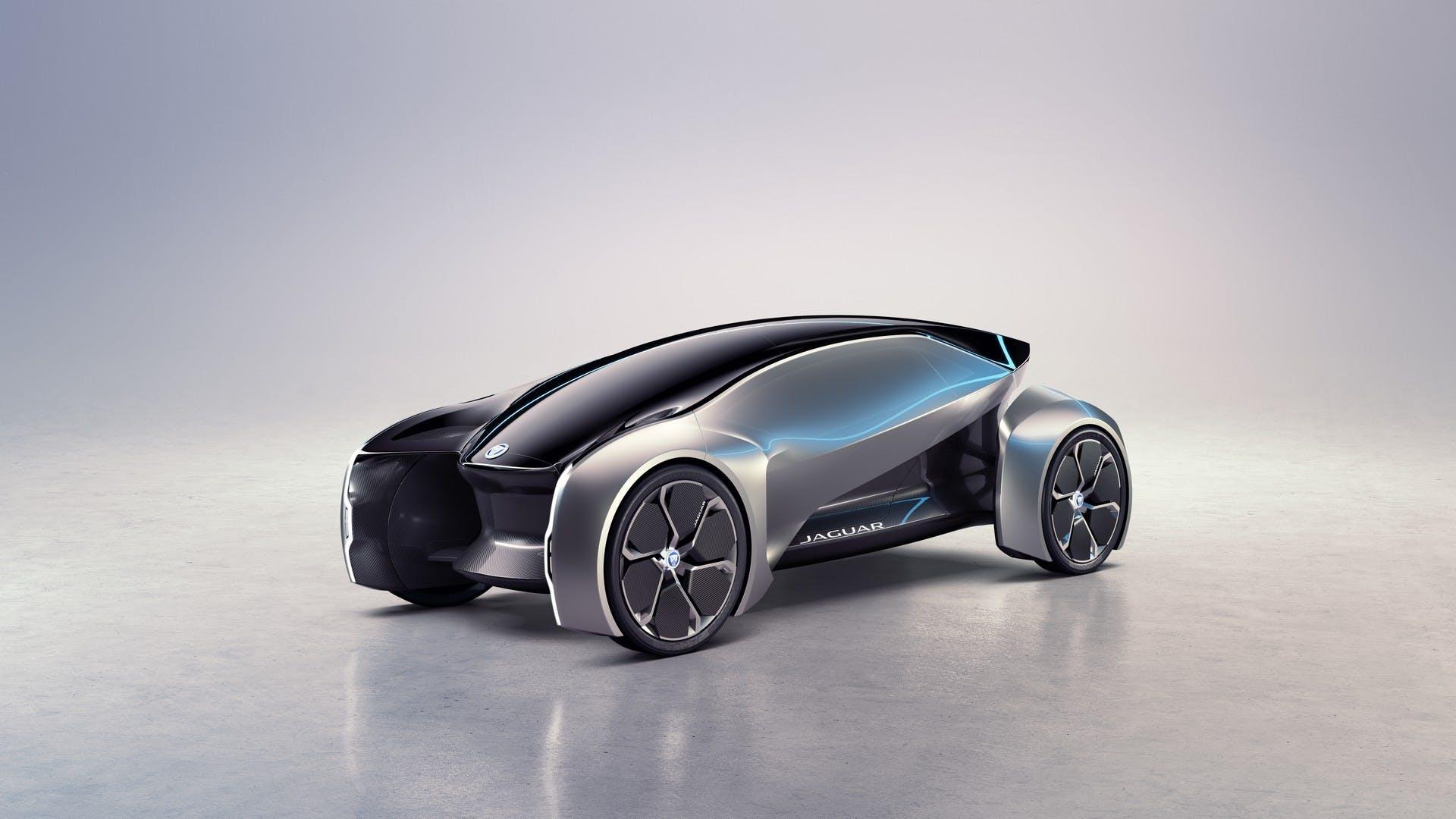 Jaguar Future-Type statica