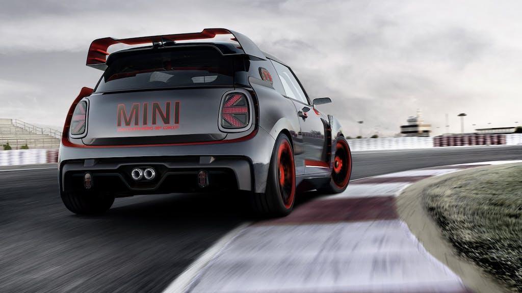 Mini John Cooper Works GP: nata per la pista