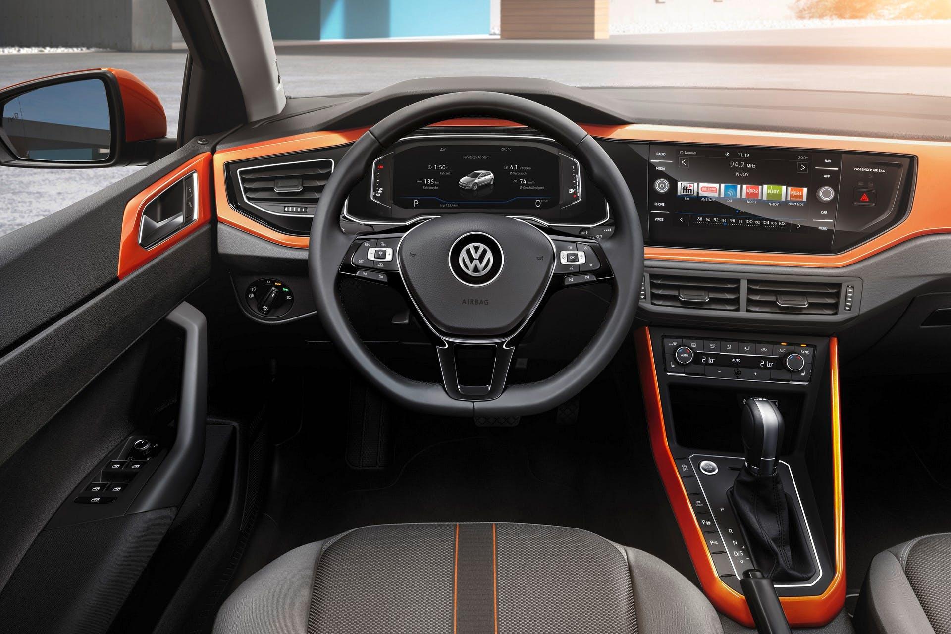 Volkswagen Polo MY18 interni