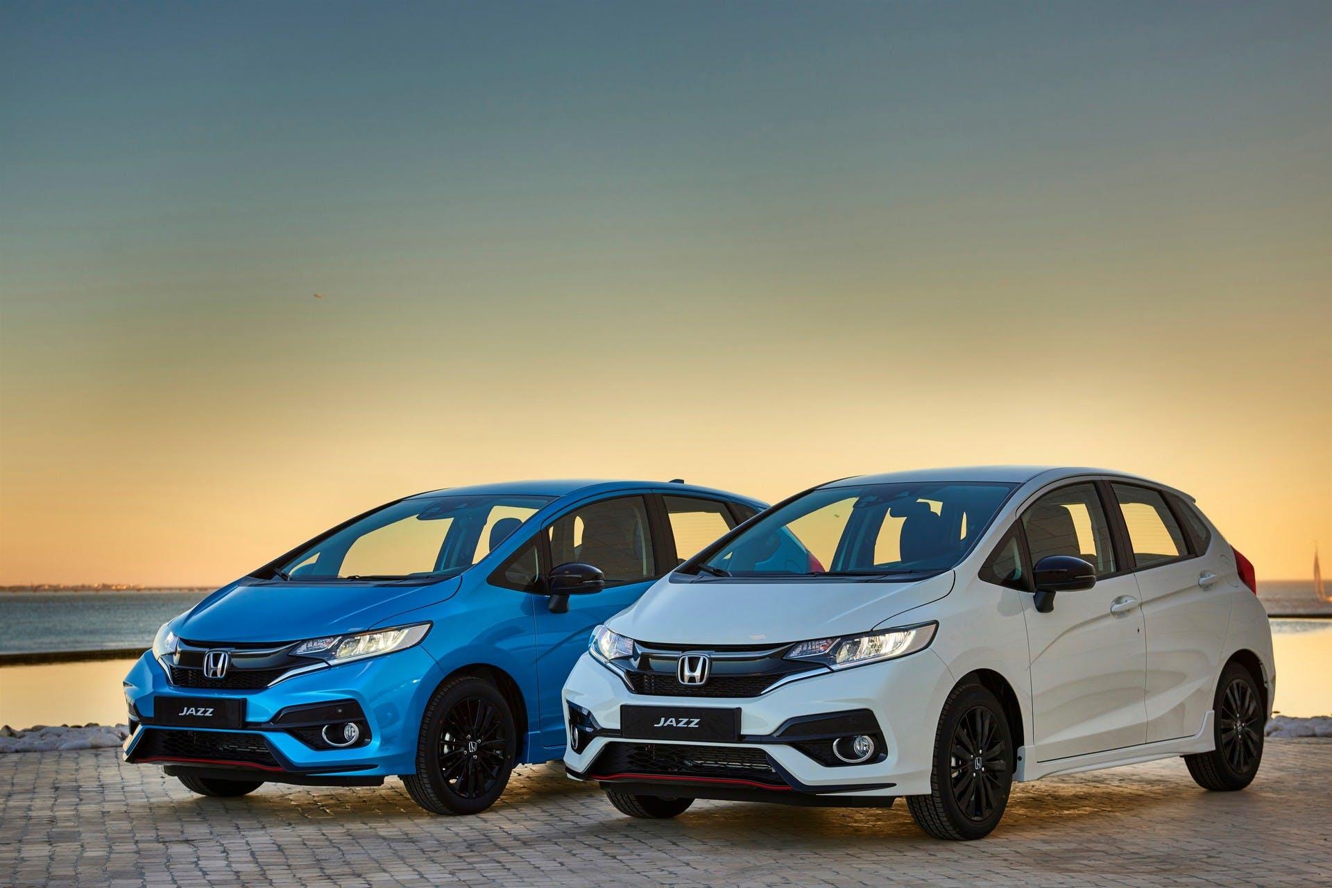 Honda Jazz 2018 statica
