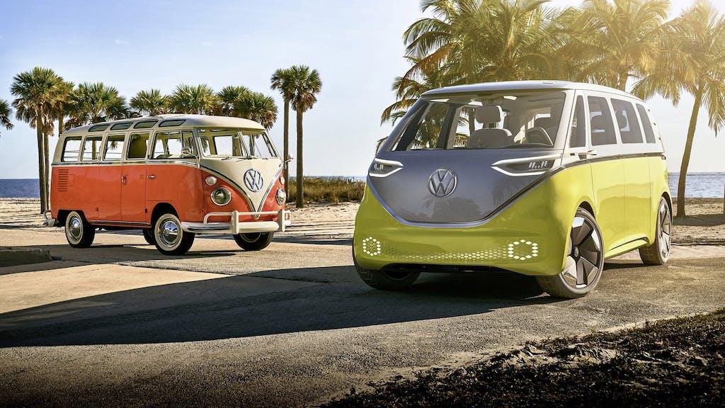Volkswagen Bulli: il ritorno è elettrico