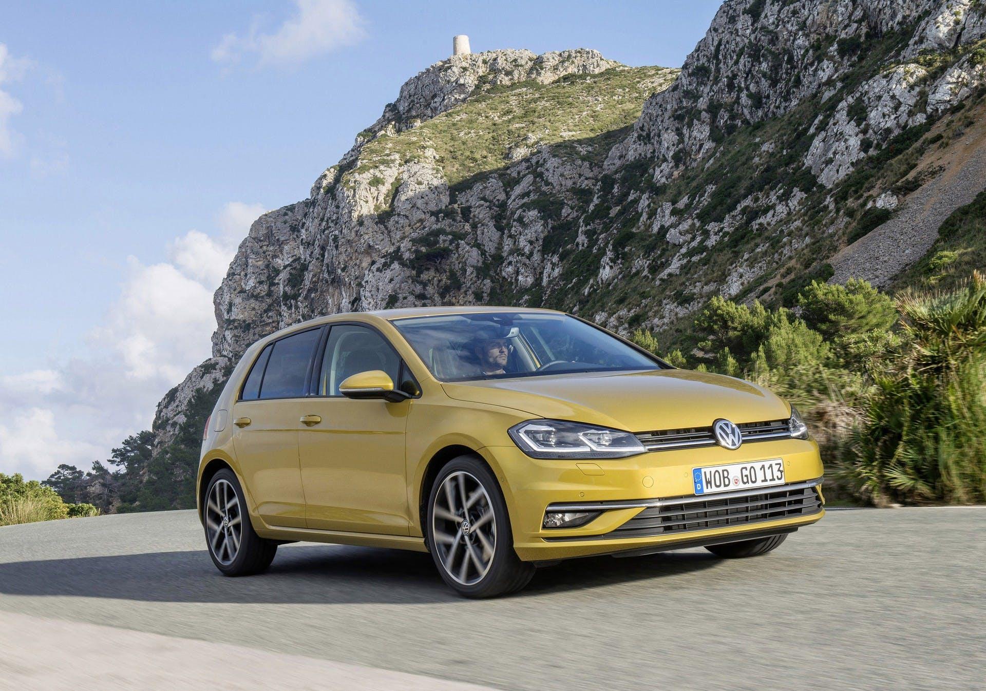 Volkswagen Golf 1.5 TSI dinamica