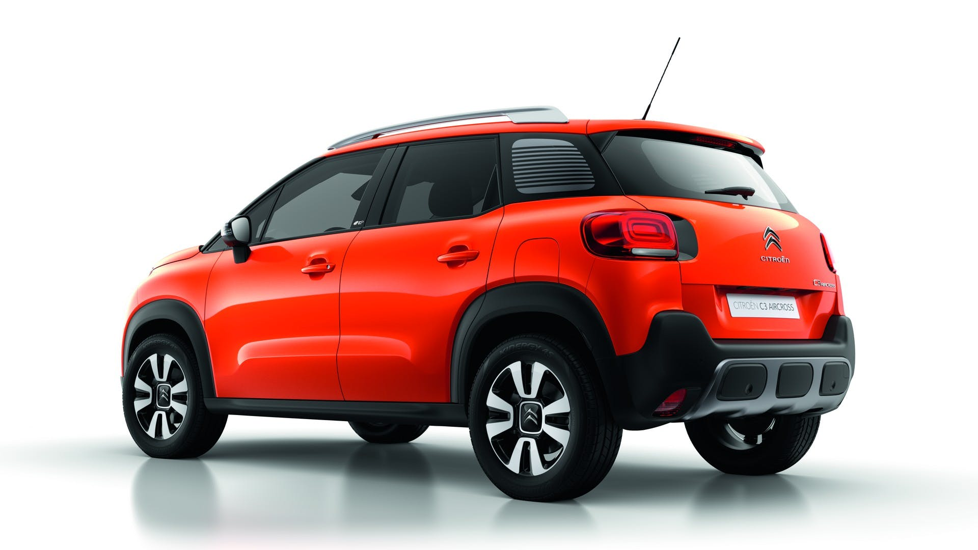 Citroën C3 Aircross #EndlessPossibilities Edition statica
