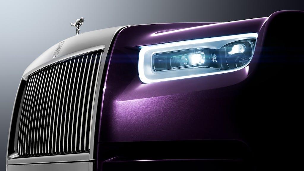 Rolls-Royce Phantom: il mito si rinnova