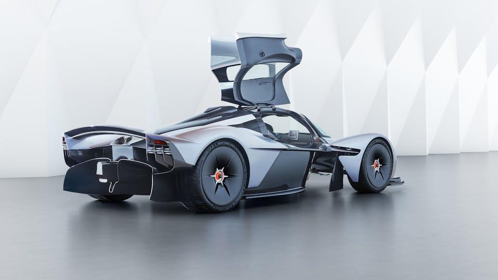 Aston Martin Valkyrie: la F1 è tra noi