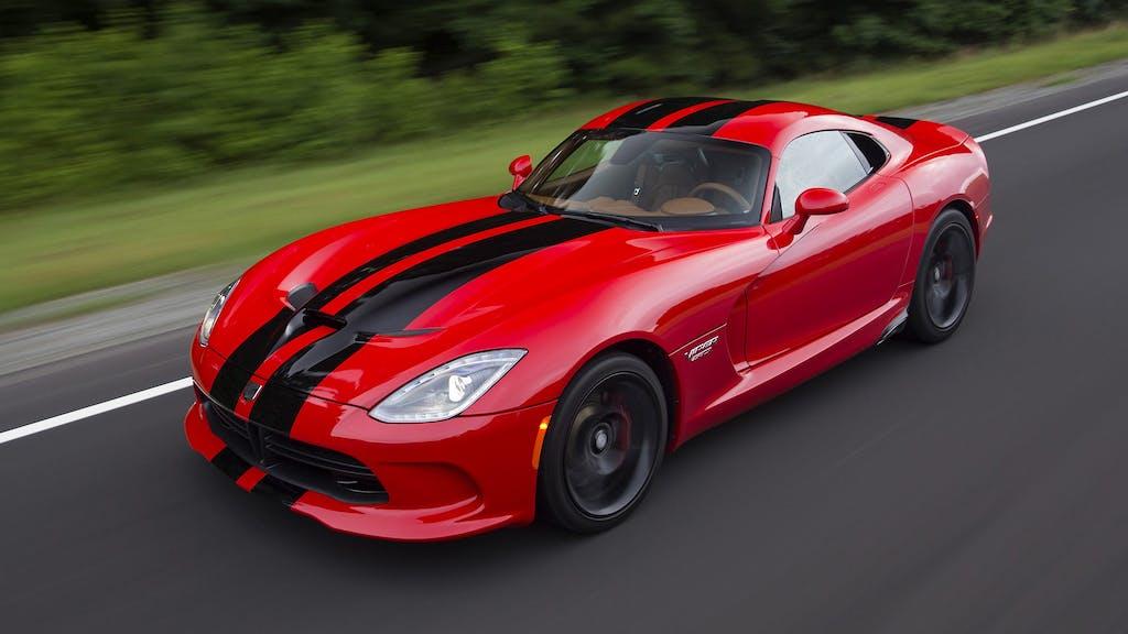 Dodge Viper, addio alla regina delle muscle car