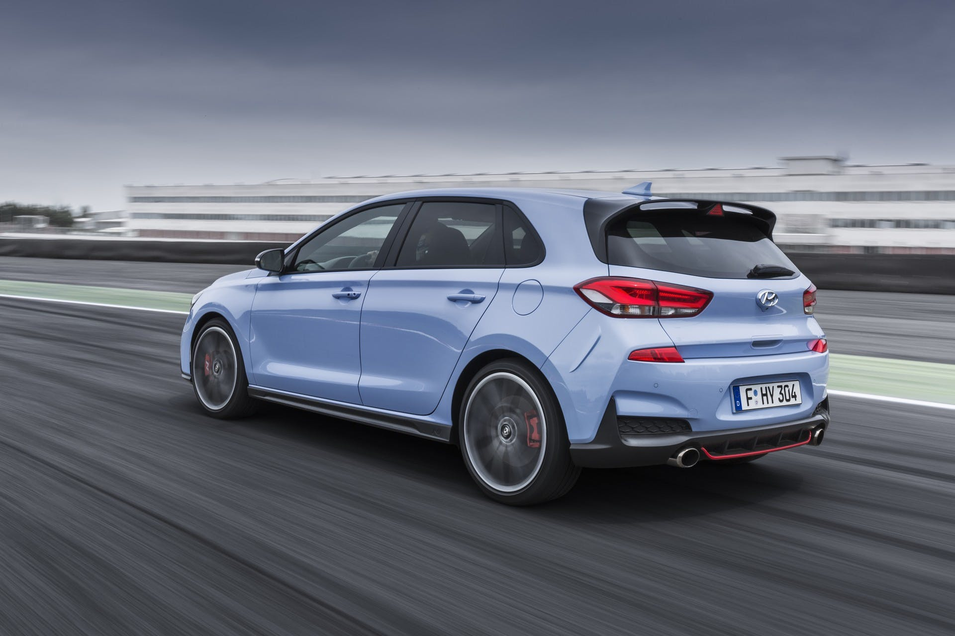 Hyundai i30 N dinamica