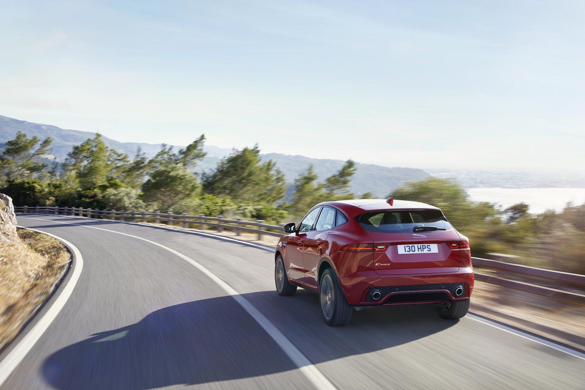 Jaguar E-Pace dinamica