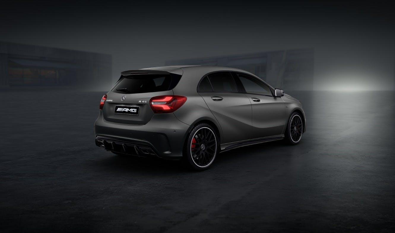 Mercedes-AMG A 45 Edition 50 statica