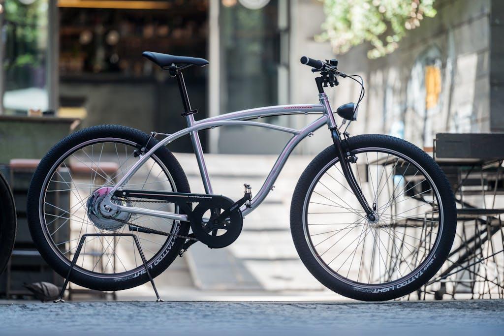 Moto Morini di nuovo a pedali