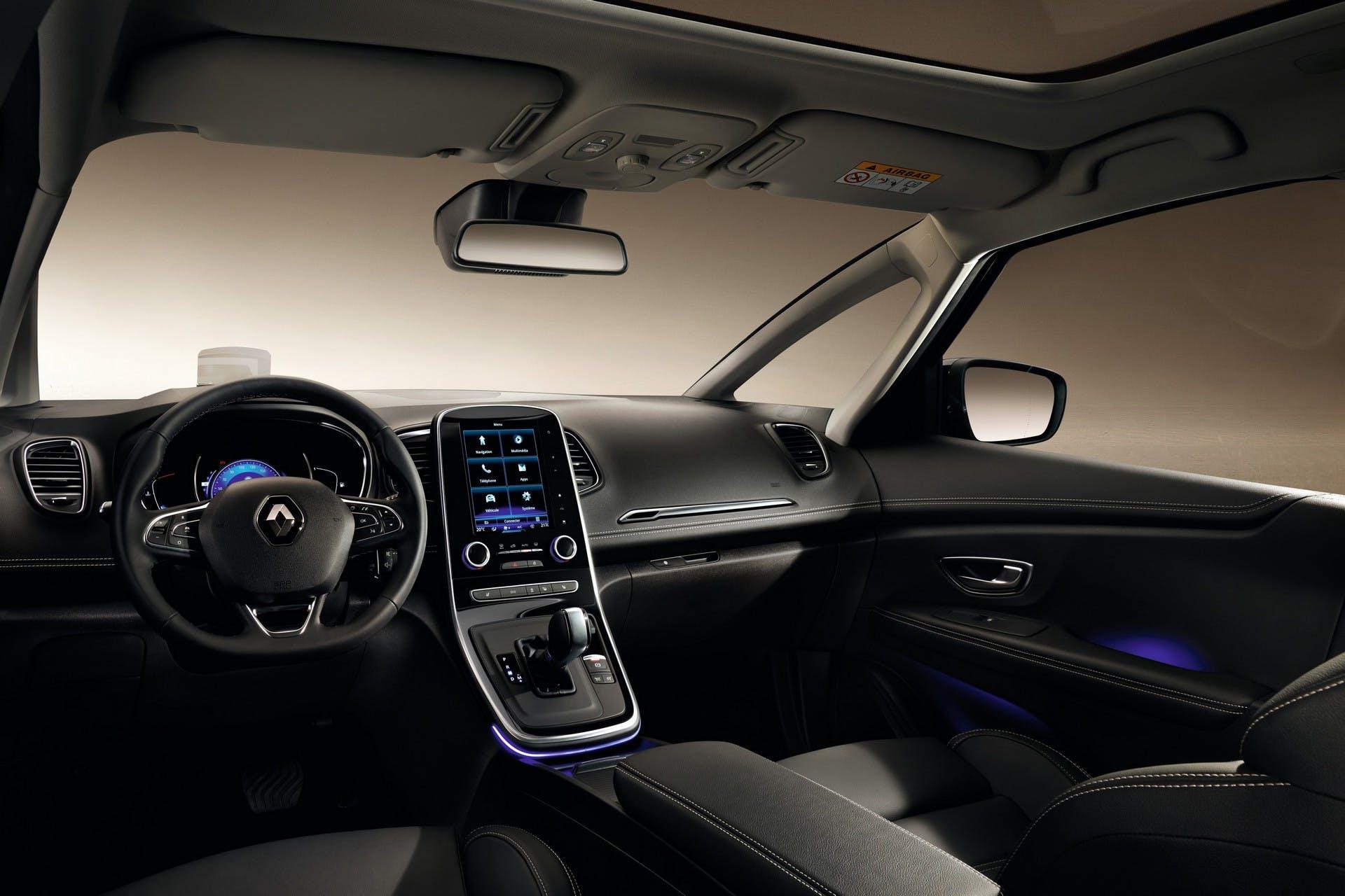 Renault Grand Scenic interni